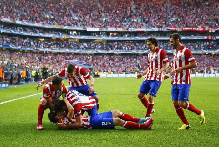 atlético de madrid champions 2014