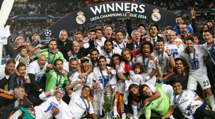 real madrid champions 2014