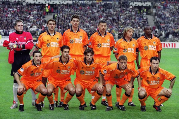 Valencia CF Champions 2000